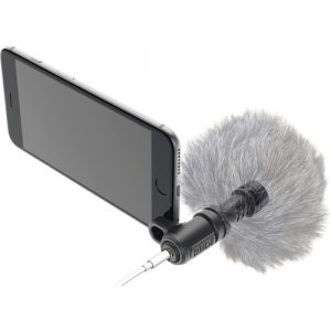 Microphones for iOS & Android Devices