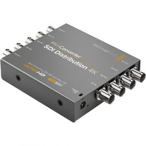 Professional Video Distribution Amplifiers