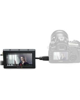 Blackmagic Design Video Assist HDMI/6G-SDI Recorder and 5″ Monitor Pro Video Black Magic