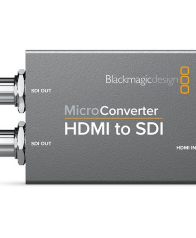 Blackmagic Design Micro Converter HDMI to SDI Pro Video Black Magic