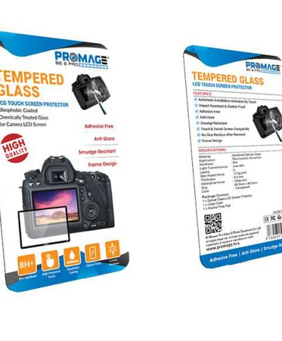 Promage LCD Screen Protector D7200 DSLR