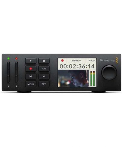 Blackmagic Design HyperDeck Studio Mini Pro Video Black Magic