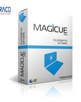 Magicue Pro Software for Studio & Presidential Prompters – Mac Version All Accessories & Cable All Accessories & Cable
