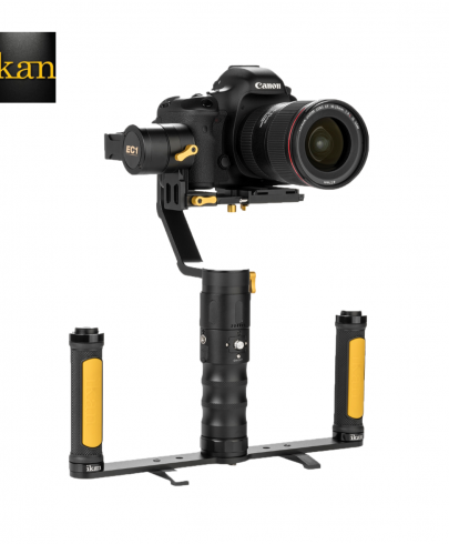 Ikan EC1 BEHOLDER 3-AXIS GIMBAL KIT W/ DUAL GRIP HANDLES FOR DSLRS & MIRRORLESS CAMERAS Camera Support Camera Support
