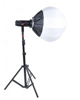 CAME-TV Collapsible Lantern Softbox 65Cm Bowens Speed Ring Lighting Came-Tv