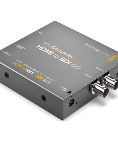 Blackmagic Design HDMI to SDI 6G Mini Converter Pro Video Black Magic