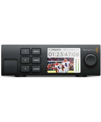 Blackmagic Design Teranex Mini Smart Panel CONVNTRM/YA/SMTPN Pro Video Black Magic