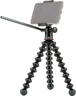 JOBY GripTight PRO Video GP Stand (Black/Charcoal) Photography Joby