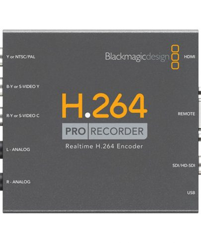 Blackmagic Design H.264 PRO Recorder Post Production Black Magic