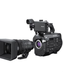 Sony Pxw-Fs7 Ii 4K Xdcam Super 35 Camcorder Kit With 18-110Mm Zoom Lens Pro Video Pro Video