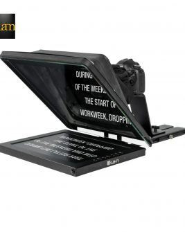 Ikan PROFESSIONAL 15″ HIGH BRIGHT BEAM SPLITTER TELEPROMPTER Pro Video Ikan