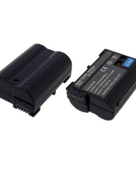 Battery For Nikon Enel15 Battery And Charger Battery And Charger