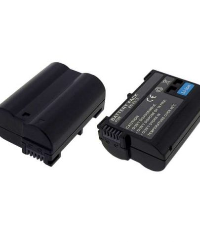Promage Battery For Nikon ENEL15 Batteries & Power Battery And Charger
