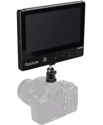 Aputure Lcd Monitor Vs1 Fine Hd Pro Video Aputure
