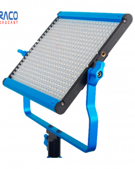 Dracast Led500 S Series Bi-Color Led Light With Dual Np-F Battery Plate Led Lighting Draco Broadcast