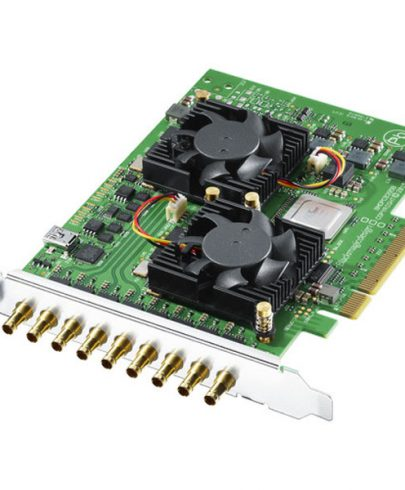Blackmagic Design DeckLink Quad 2 8-Channel 3G-SDI Capture & Playback Card
