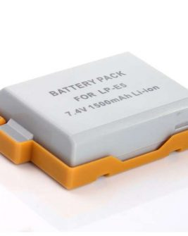 Battery For Canon Lpe5 Battery And Charger Battery And Charger