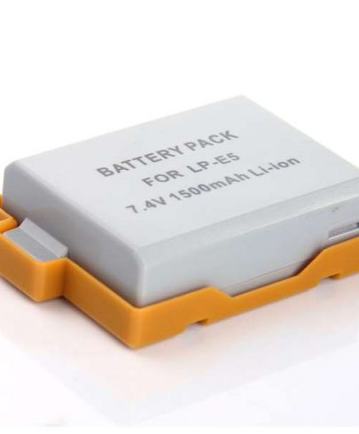 Promage Battery For Canon LP-E5 Batteries & Power Battery And Charger