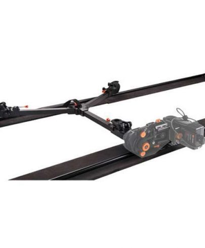 E-Image ED360 5 Meter Ground Slider With Dolly Set Pro Video Camera Support
