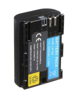 Blackmagic Design LP-E6 Battery Battery And Charger Battery And Charger