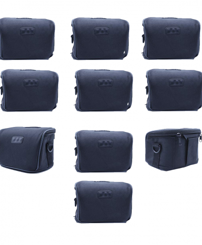 Solibag Carry Case -8002 Pack Of 10Pcs