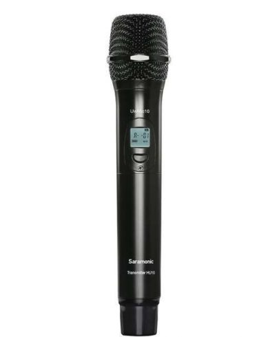 Hu10 96-Channel Digital Uhf Wireless Handheld Microphone With Integrated Transmitter Pro Audio audio