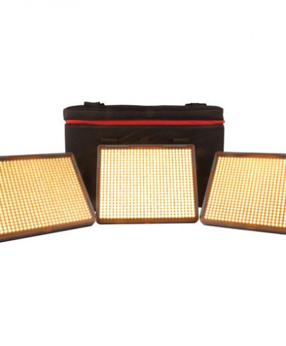 Aputure Amaran 3-Point 2-Flood 1-Spot Daylight HR672 3-Light Kit Kit Lights Aputure