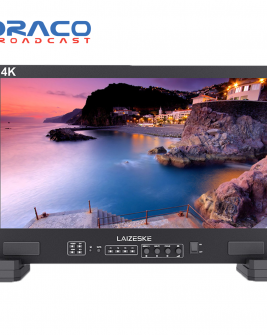 Laizeske 21.5″ Full HD Broadcast Studio Monitor Pro Video Draco Broadcast