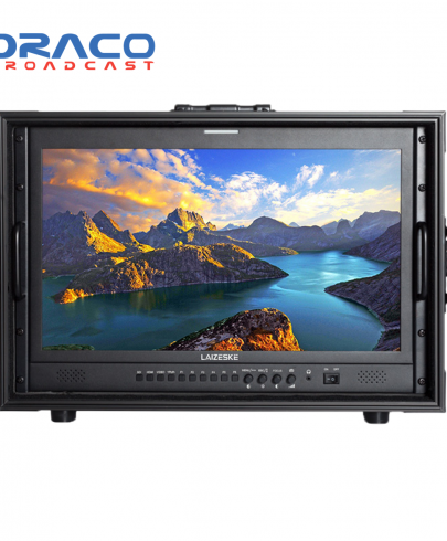 Laizeske CO215H 21.5″ Carry-On Monitor Pro Video Draco Broadcast
