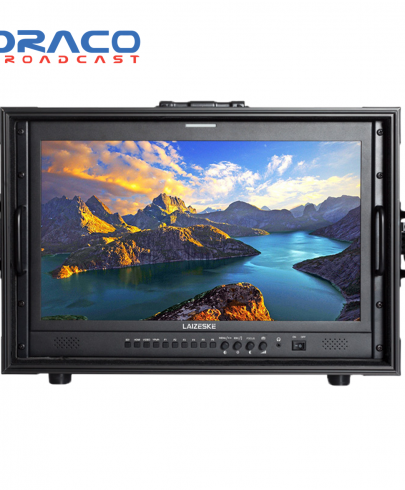 Laizeske CO215S 21.5″ Carry-On Monitor Pro Video Draco Broadcast