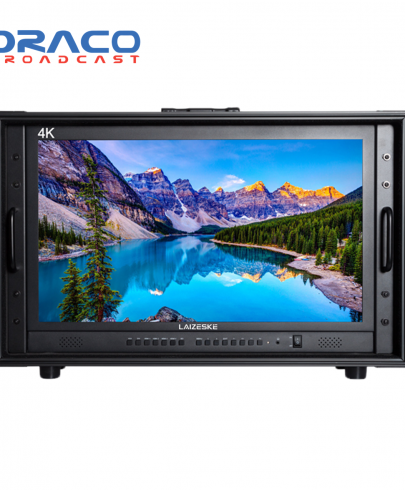 Laizeske CO238S 23.8″ 4K Carry-On Production Monitor Pro Video Draco Broadcast