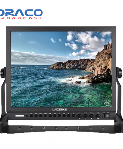 Laizeske DR150H 15″ LCD Production Monitor Pro Video Draco Broadcast