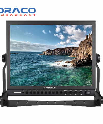 Laizeske DR150S 15″ LCD Production Monitor Monitors Draco Broadcast