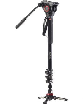 Manfrotto MVMXPRO500US XPRO Aluminum Video Monopod Photography Manfrotto