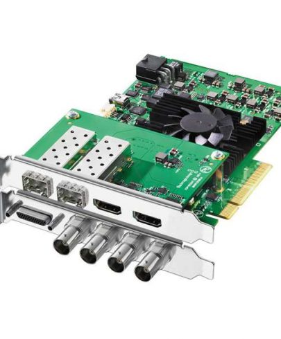 Blackmagic Design DeckLink 4K Extreme 12G Capture & Playback Card Post Production Black Magic