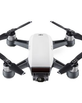 DJI Spark Quadcopter (Alpine White) Action & Drone Camera's Action & Drone Camera's