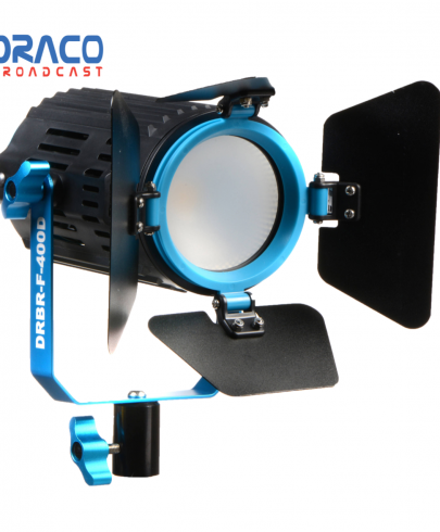 Dracast BoltRay LED400 Bi-Color Light Continuous Lighting Draco Broadcast
