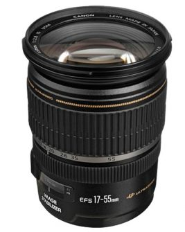 Canon EF-S 17-55mm f/2.8 IS USM Lens Digital Camera Lens Canon