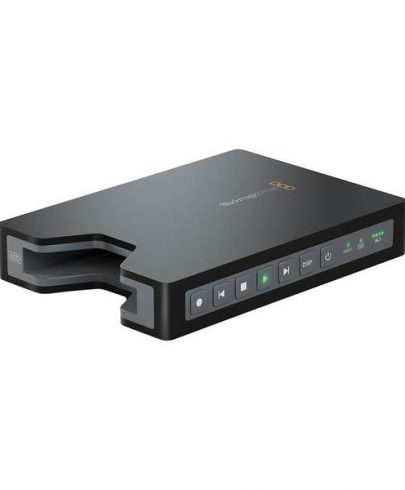 Blackmagic Design HyperDeck Shuttle 2 SSD Video Recorder Pro Video Black Magic