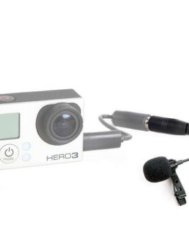 Boya Lavalier Microphone For Gopro – By-Lm20 Audio audio