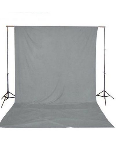 Promage Backdrop – WOB2002 3*6M Gray Color Background Materials & Equipment Lighting