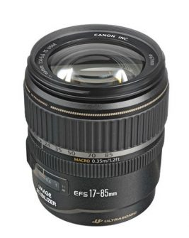 Canon EF-S 17-85mm f/4-5.6 IS USM Lens Digital Camera Lens Canon