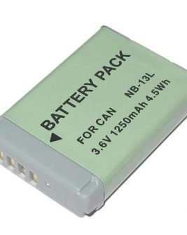 Battery For Canon Nb13l Battery And Charger Battery And Charger