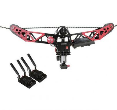 Varavon Wirecam Full Set Mark Ii W/O Hdmi Transreciver 100Mtrcable Gimbal & Stabilizer Gimbal & Stabilizer