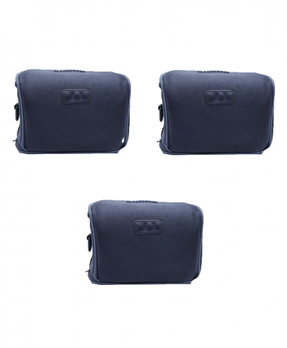 Solibag Carry Case -8002 Pack Of 3Pcs Camcorder & Camera Accessories Camera Bags