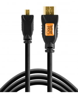 Tetherpro Micro-Hdmi-D To Hdmi-A Cable (15′) All Accessories & Cable All Accessories & Cable