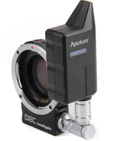 Aputure DEC LensRegain Follow Focus Adapter for MFT (EF to MFT) Follow Focus & Lens Adapters Aputure