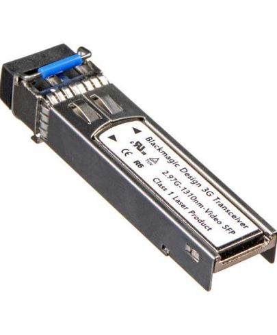 Blackmagic Design 3G SFP Optical Module Pro Video Black Magic