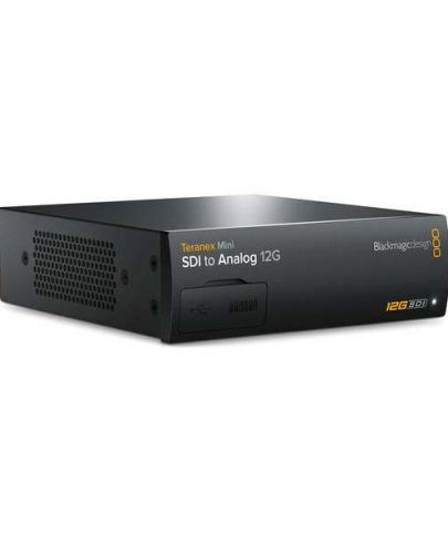 Blackmagic Design Teranex Mini SDI to Analog 12G Converter