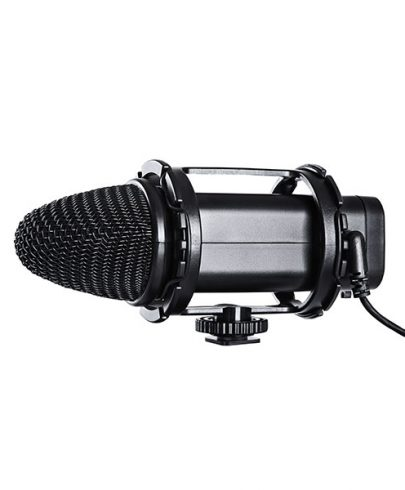 Boya Compact Stereo Microphone By-V02 Audio audio